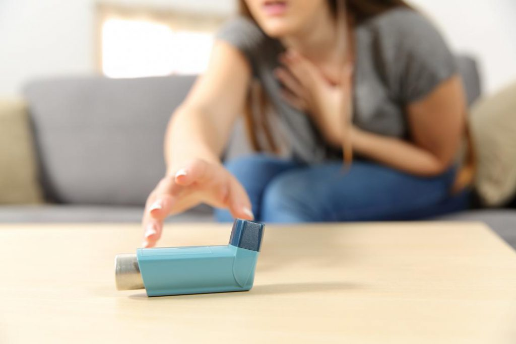 The only solution to your breathlessness :Homeopathy for asthma