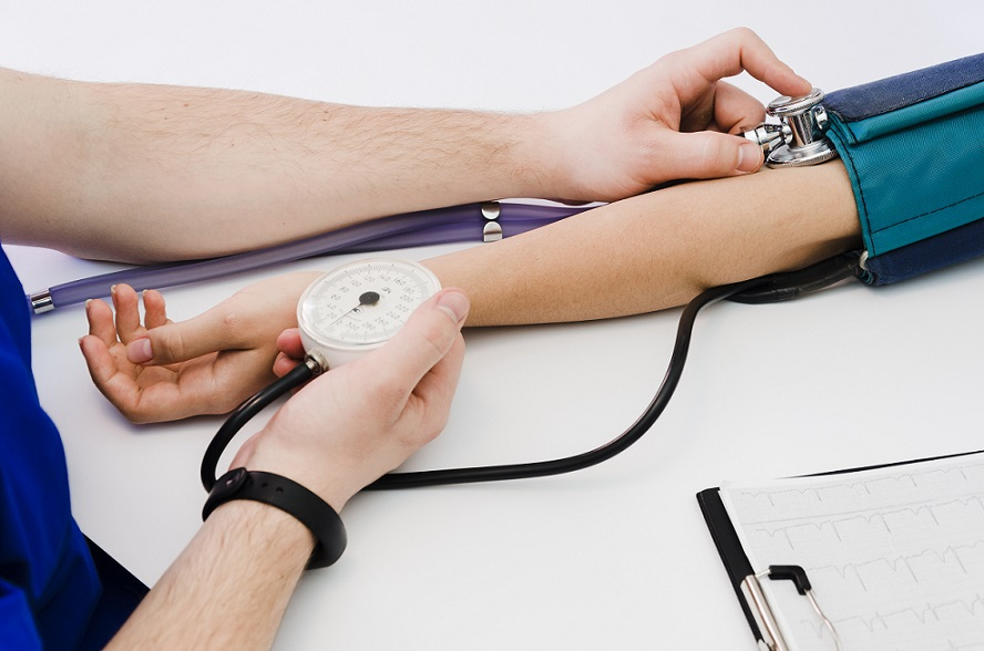 Does High Blood Pressure Cause Anxiety?