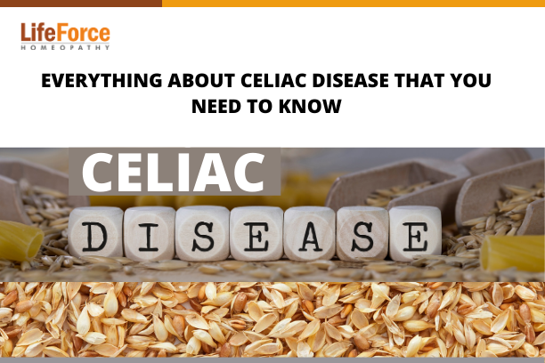 Everything About Celiac Disease That You Need To Know