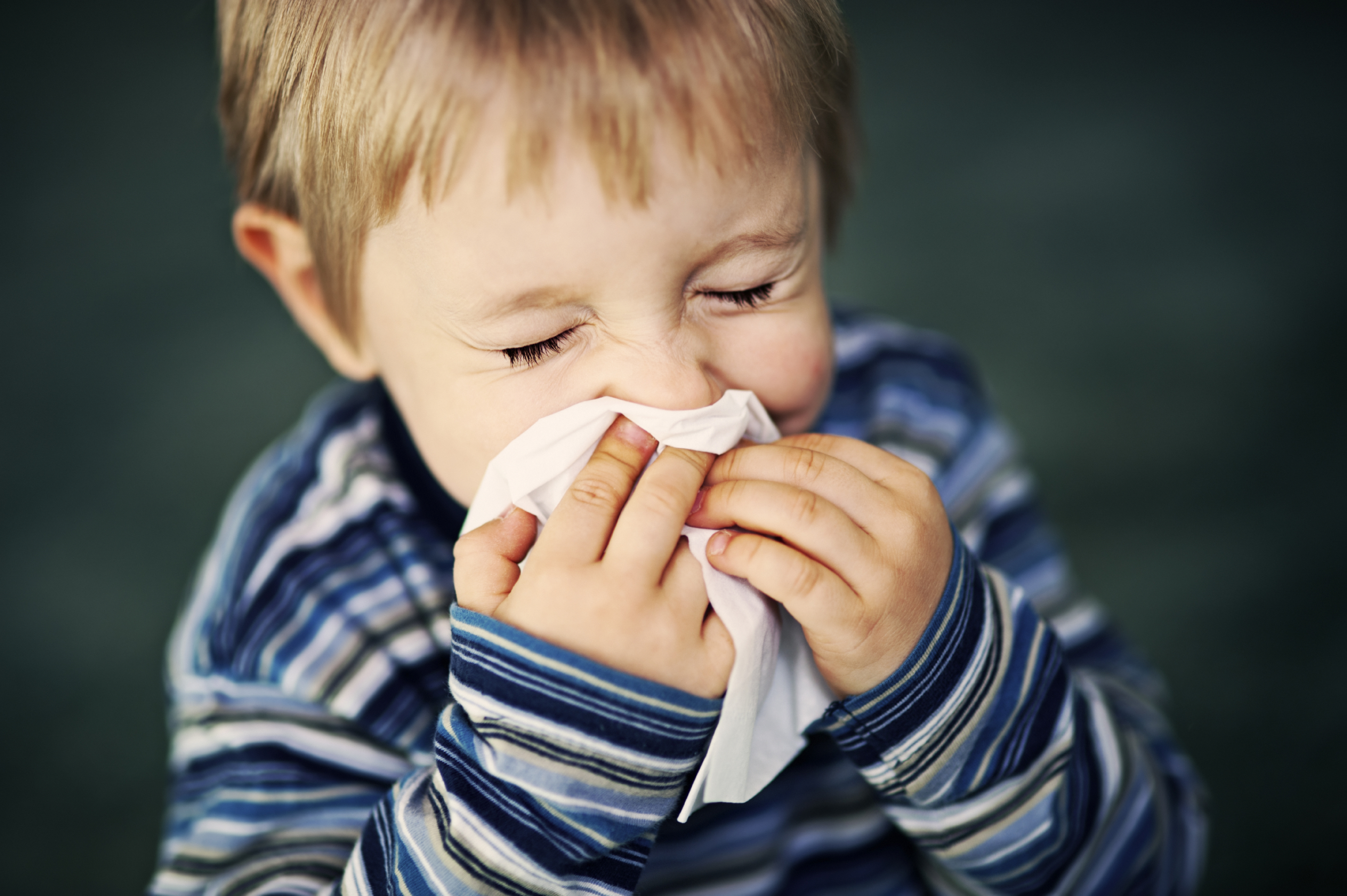 Too Many Colds In My Child…..