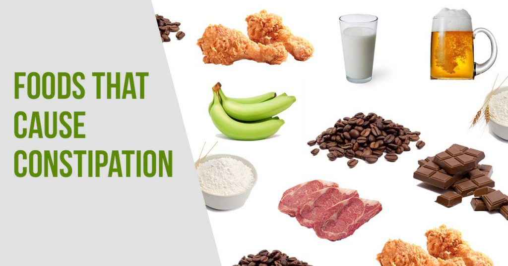 10 Foods To Avoid During Constipation