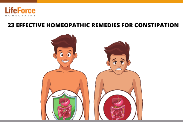 23 Effective Homeopathic Remedies For Constipation