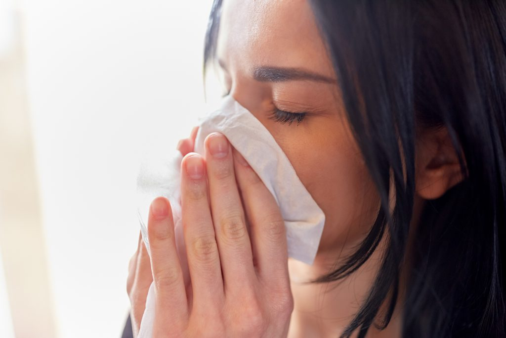 What Is Allergic Rhinitis & How Homeopathy Can Treat It?