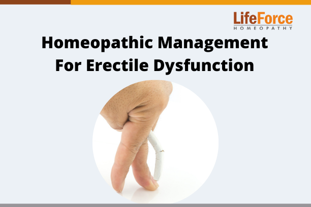 Homeopathic Management for Erectile Dysfunction