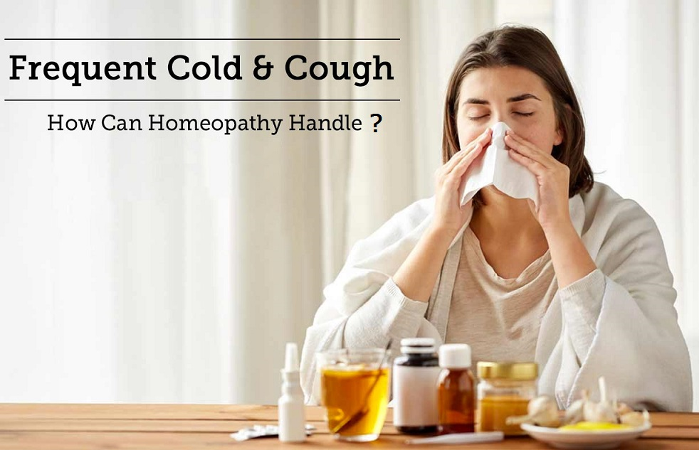 Frequent Colds – Dos & Don'ts and Homeopathic Treatment