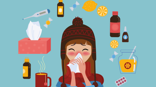 Suffering from FLU ?? NO WORRIES JUST THINK ABOUT HOMEOPATHY