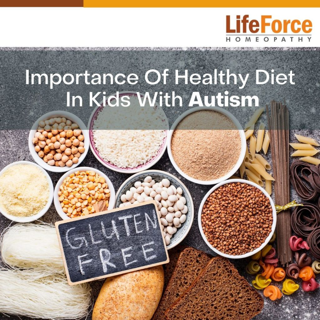 Learn The Importance Of Healthy And Suitable Diet In Kids With Autism