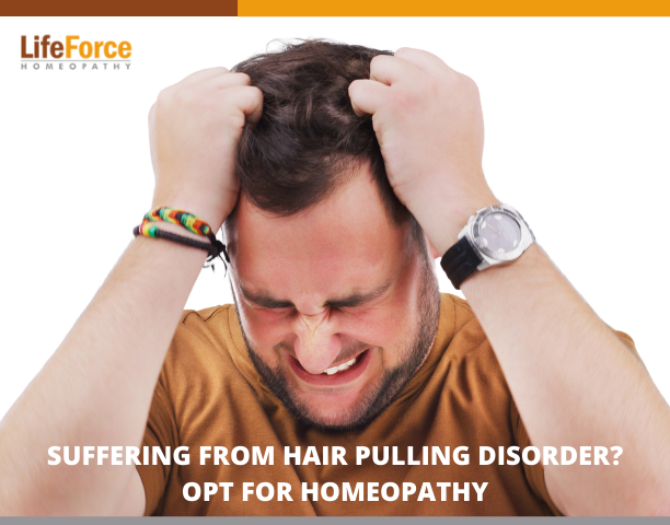 Suffering From Hair Pulling Disorder? Opt For Homeopathy