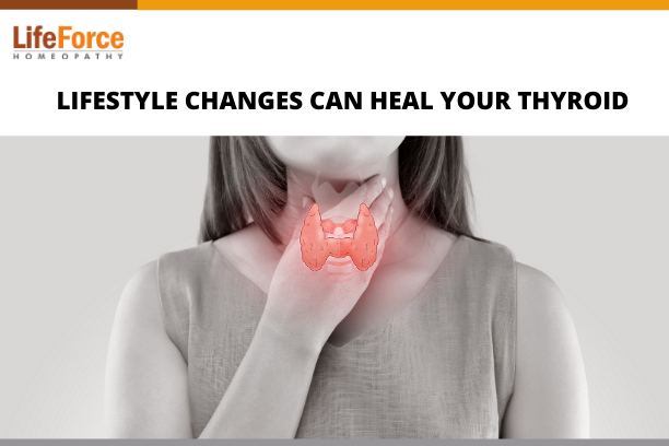 Lifestyle Changes That Can Heal Your Thyroid