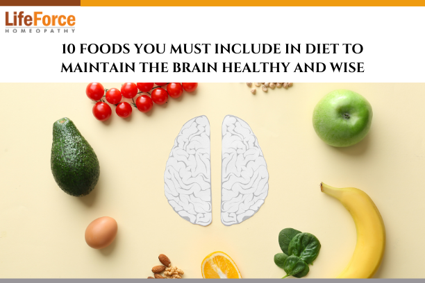 10 Foods You Must Include In Diet To Maintain The Brain Healthy And Wise