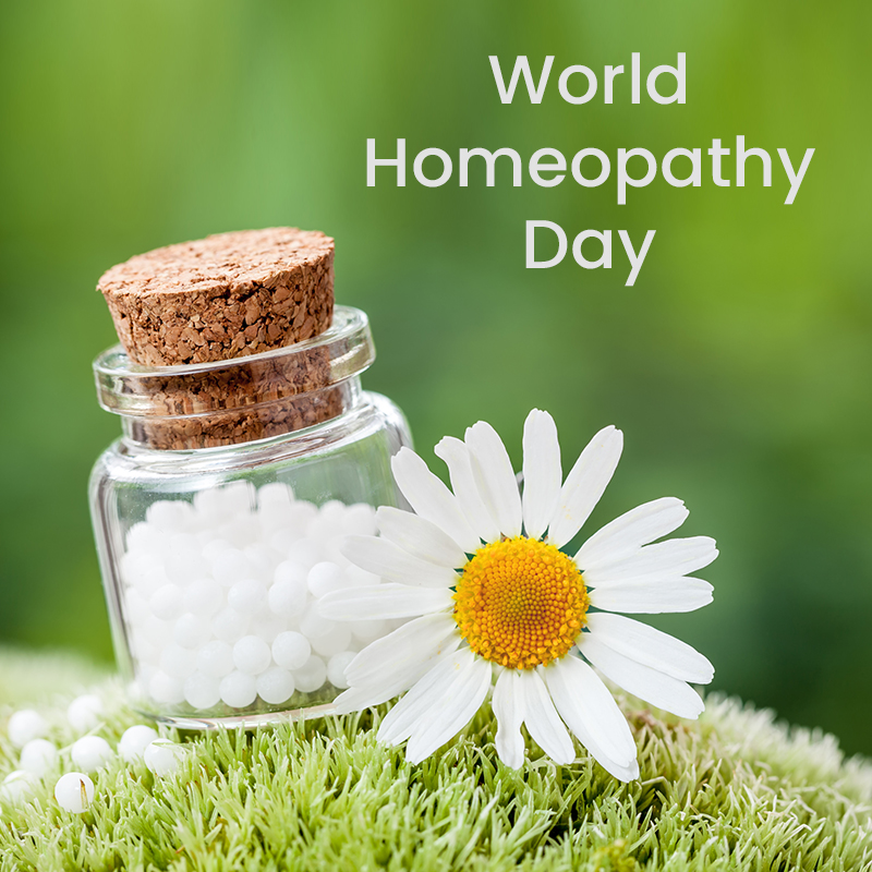 World Homeopathy Day 2018