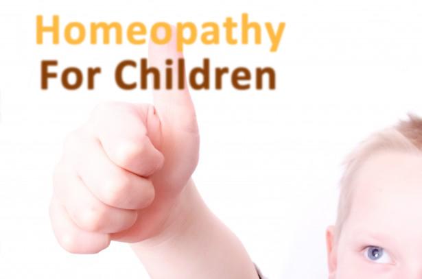 درمان هومیوپاتی در کودکان