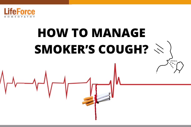 How To Manage Smoker's Cough?