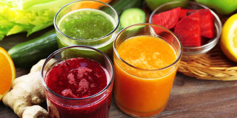 The Juicing Recipe Journal To Stay Healthy