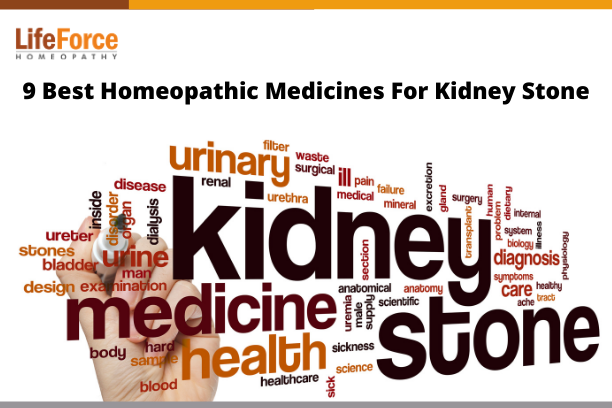 9 Best Homeopathic Medicines For Kidney Stone