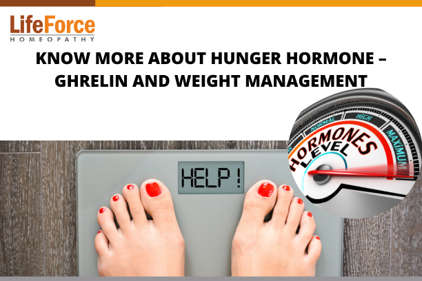 Hunger Hormone – Ghrelin And Weight Management