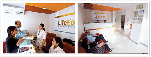 life force homeopathy clinic in Borivali