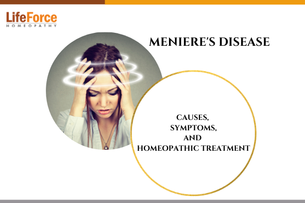 Meniere's Disease: Causes, Symptoms, And Homeopathic Treatment