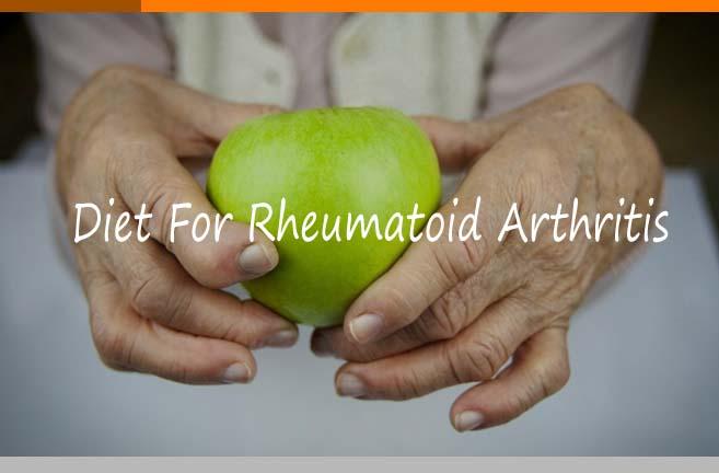 Diet For Rheumatoid Arthritis Patients To Follow