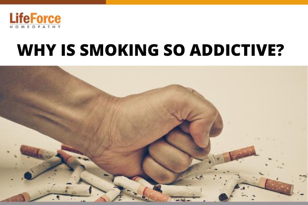 Why Is Smoking So Addictive?