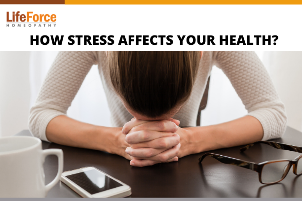 How Stress Affects Your Health?