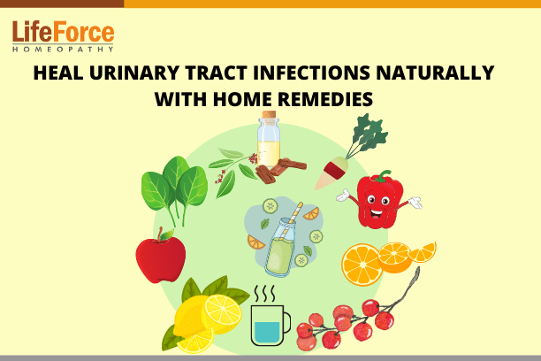 Heal Urinary Tract Infections Naturally With Home Remedies