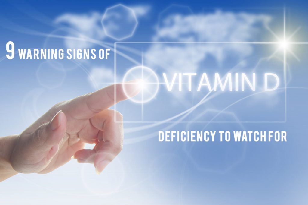9 Warning Signs Of Vitamin D Deficiency To Watch For