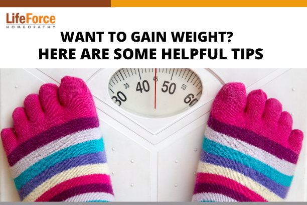 Want To Gain Weight? Here Are Some Helpful Tips