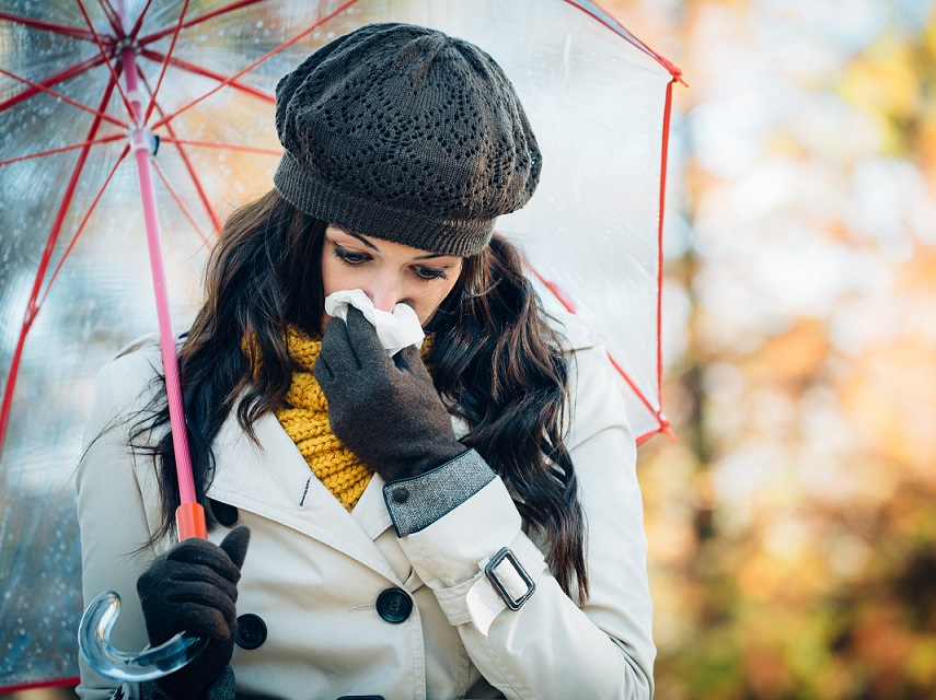 Winter: The Season for Allergies