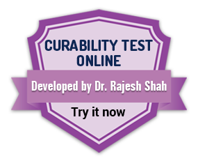 curability test stamp