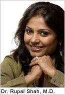 Dr Rupal Shah