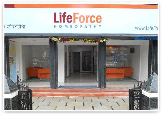 Life Force Homeopathy Clinic in Santacruz