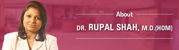 Dr. Rupal Shah